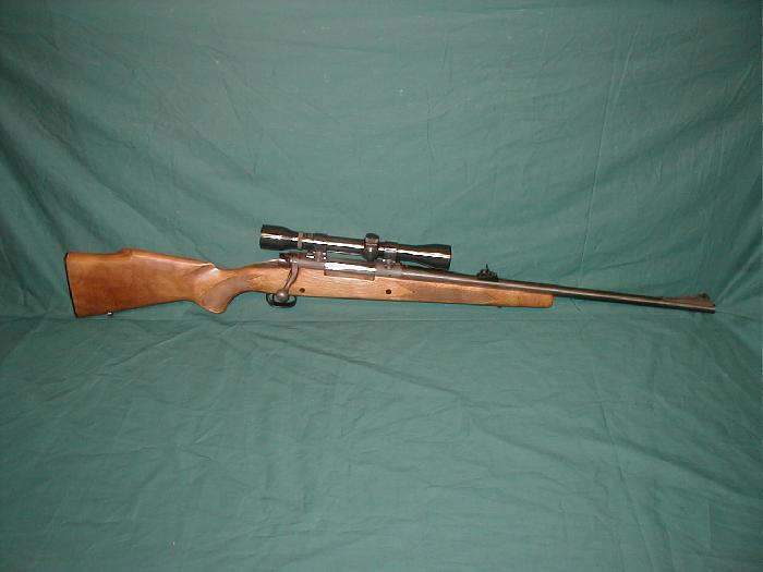 Winchester Model 670A .30-06 Sprg. Bolt Action Rifle