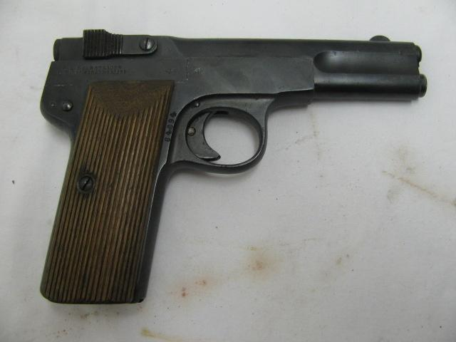 F.L.Selbstlader World War 1 German military pistol