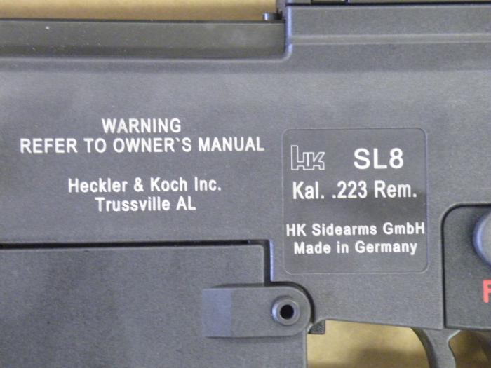 Hk+223+rifle