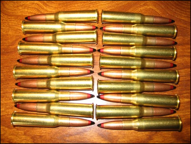 picture of 40 ammunition armor caliber piercing
