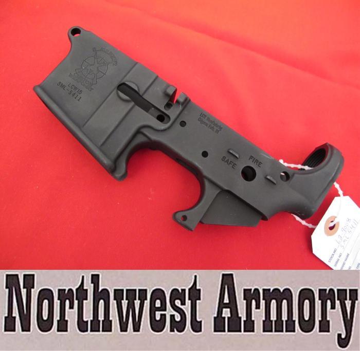 lmt ar 15. Lauer Custom Weaponry AR-15