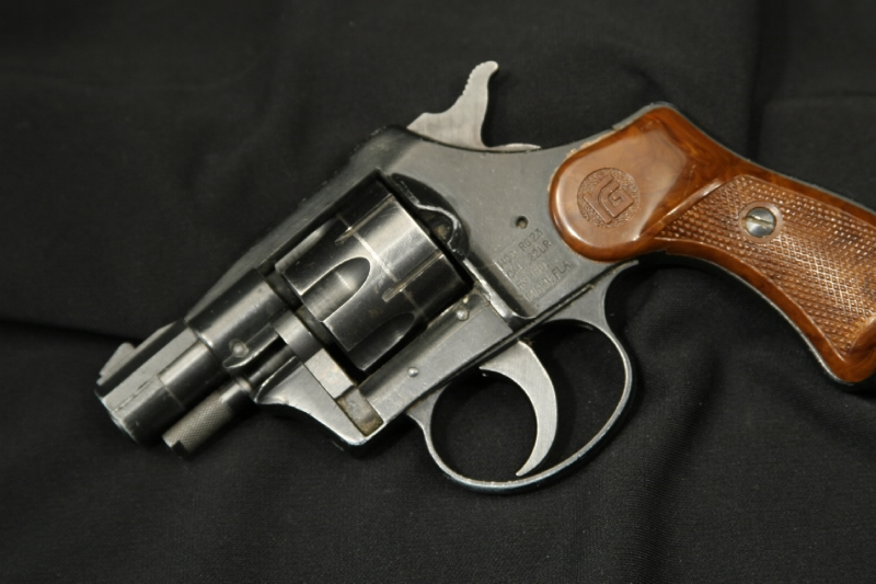 RG Indistries - Model 23 .22 LR Double Action Revovler - Picture 6