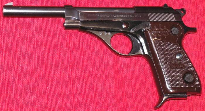 beretta 22 pistol